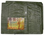 Тент терпаулинг ТЕРРА 100 гр/м
